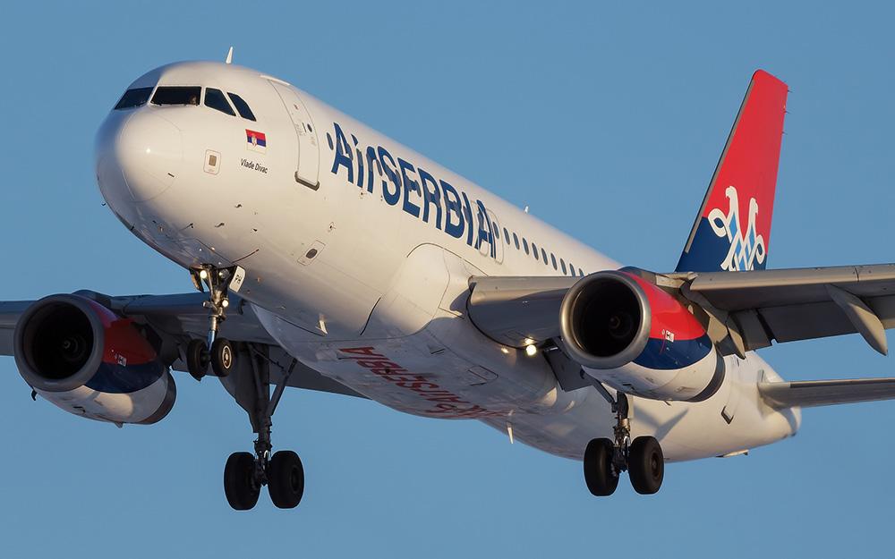 Air Serbia - Specijalna ponuda za Dan zaljubljenih