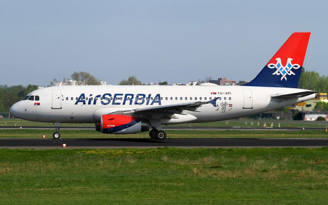 Air Serbia - Specijalna ponuda za putovanja u martu