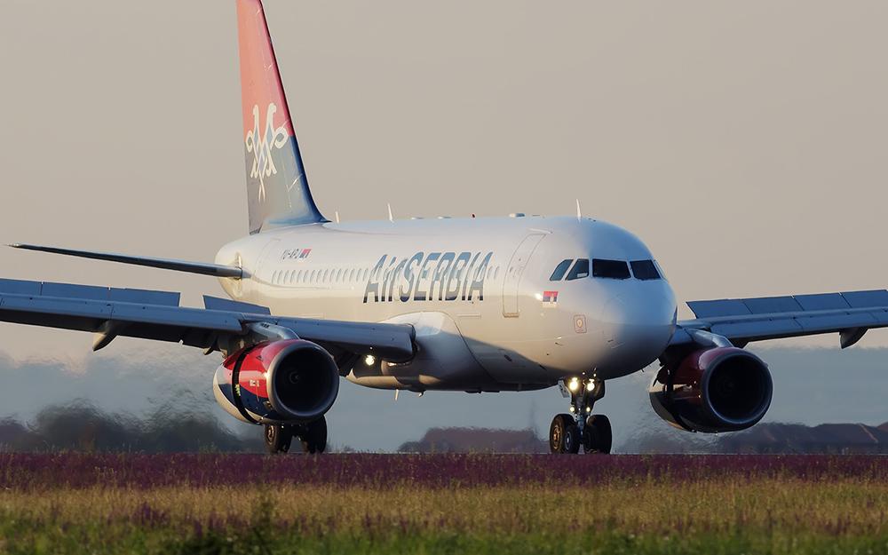 Air Serbia - Super Web promotivna akcija 12 oktobar 2019