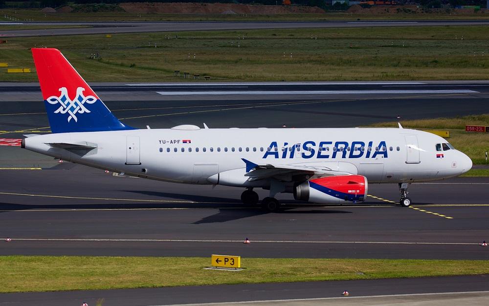Air Serbia Velika promotivna akcija za jesenja putovanja jul 2017