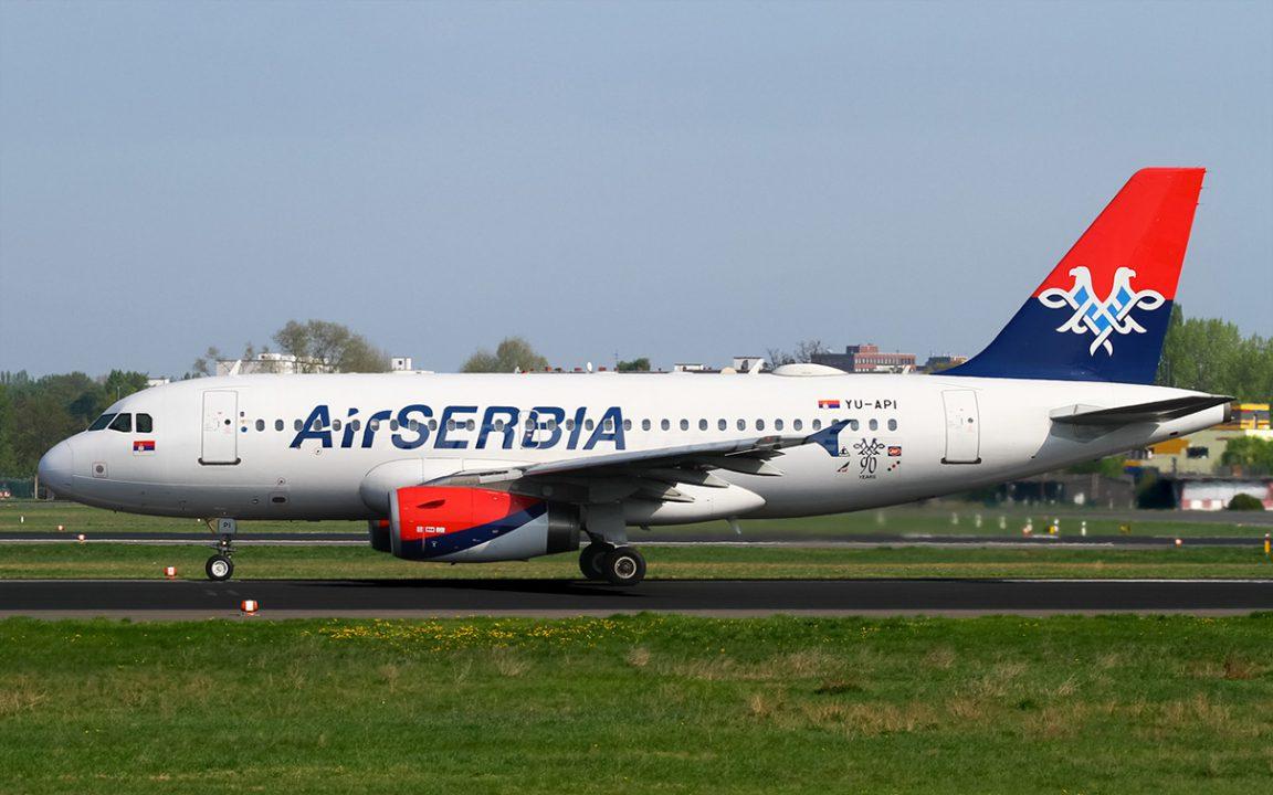 Air Serbia - Zimska promotivna akcija 2019