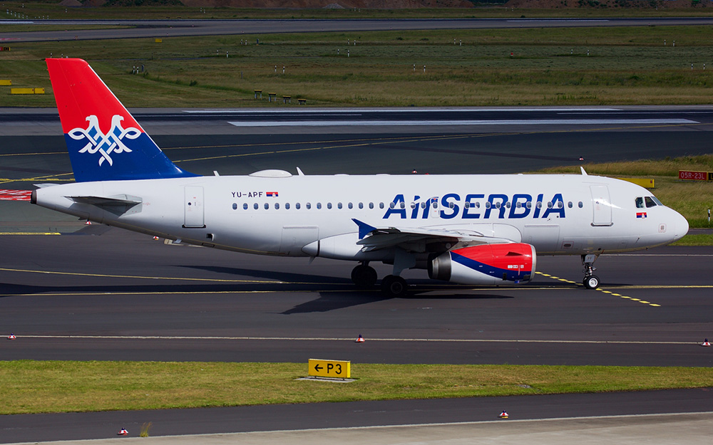 Air Serbia avio karte Beograd Ohrid Skoplje avgust 2017 b