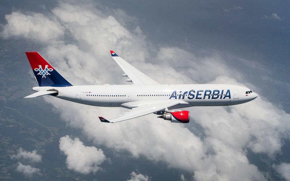 Air Serbia avio kompanija karte