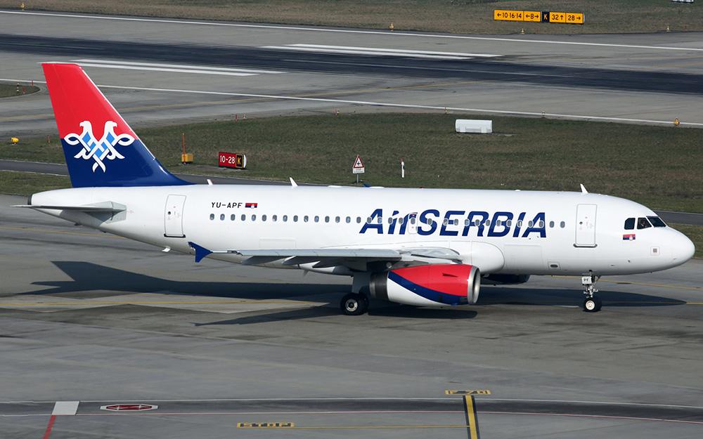 Air Serbia dodatno smanjila broj letova i linija na kojim leti