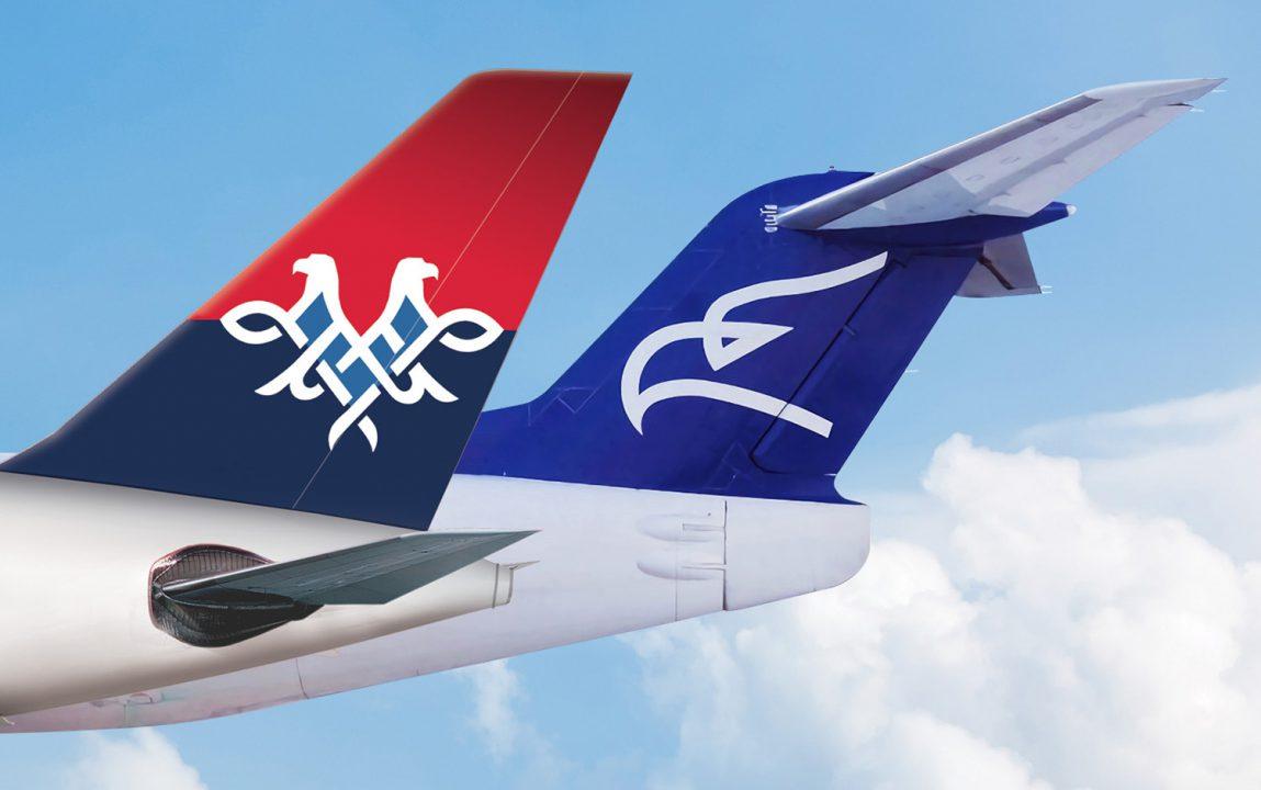 Air Serbia i Montenegro Airlines povećavaju broj letova tokom decembra