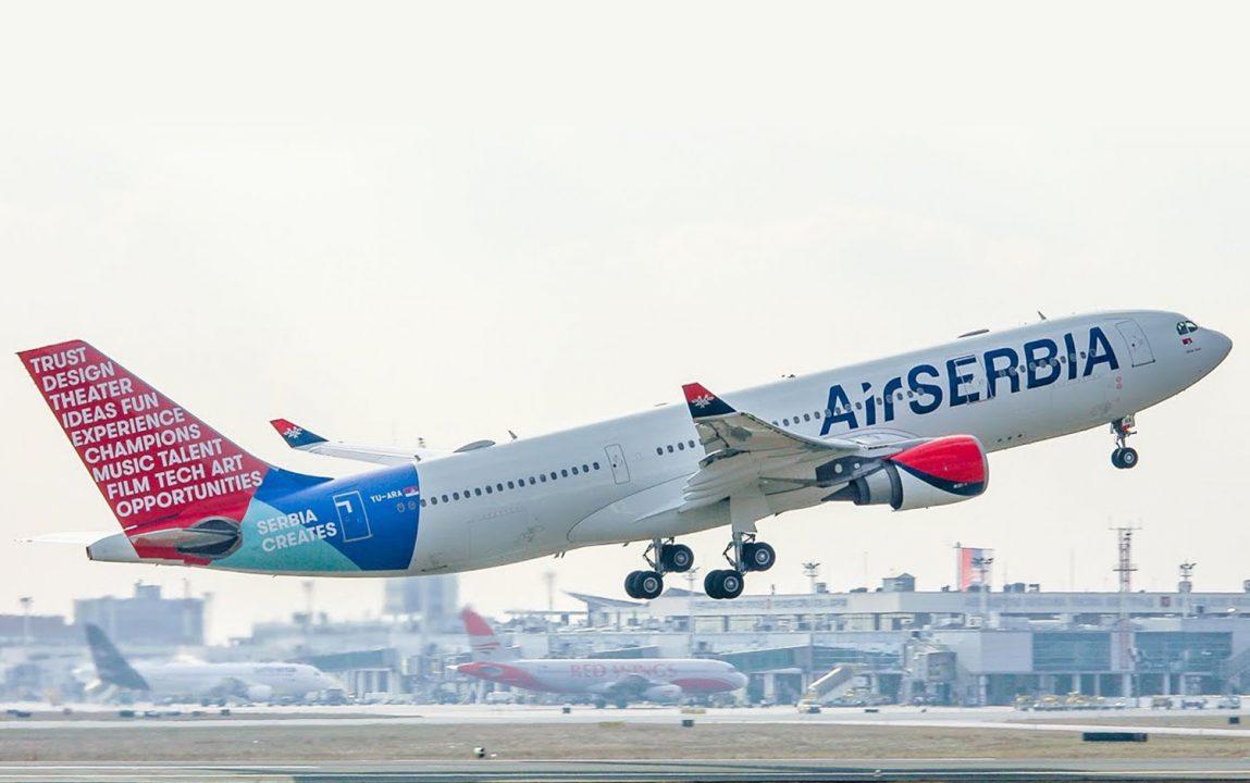Air Serbia obavila direktan let Beograd Los Anđeles