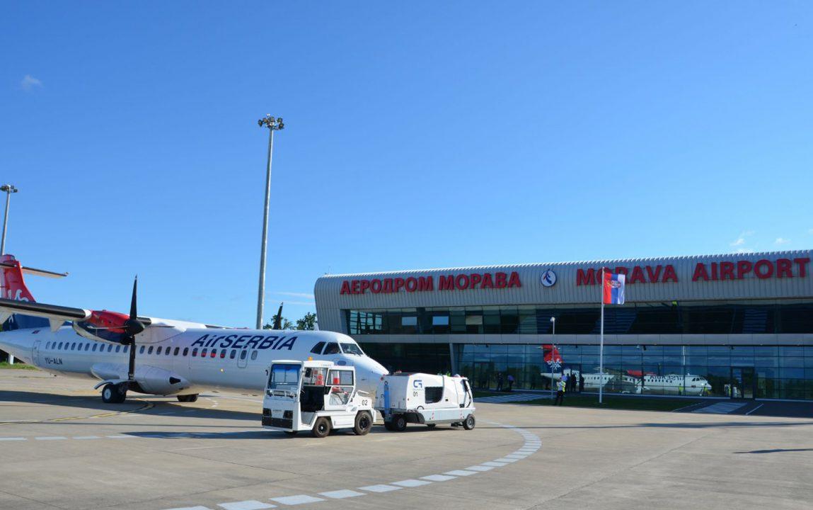 Air Serbia obnovila linije iz Kraljeva i Niša