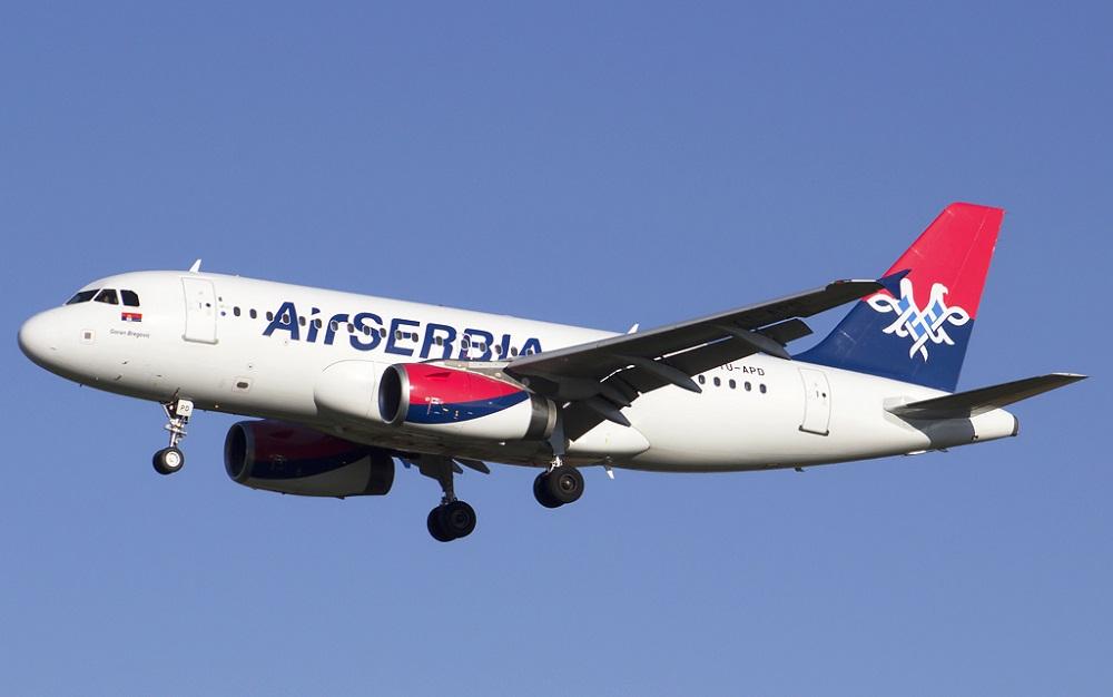 Air Serbia obustavlja liniju Beograd Ohrid