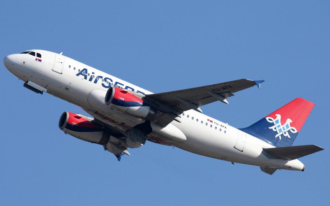 Air Serbia odložila datume pokretanja novih linija