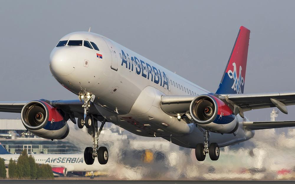 Air Serbia ove godine uvodi devet novih linija 2019
