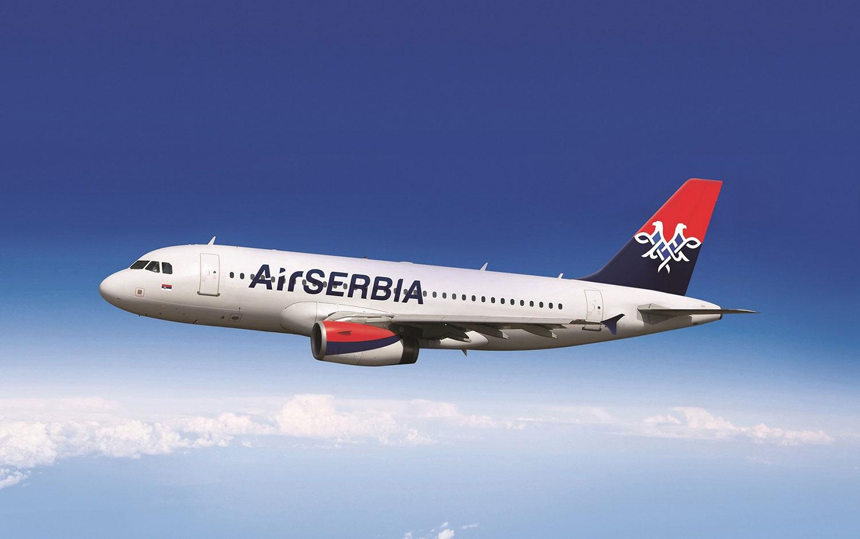 Air Serbia planira da obnovi još 19 linija od sredine juna