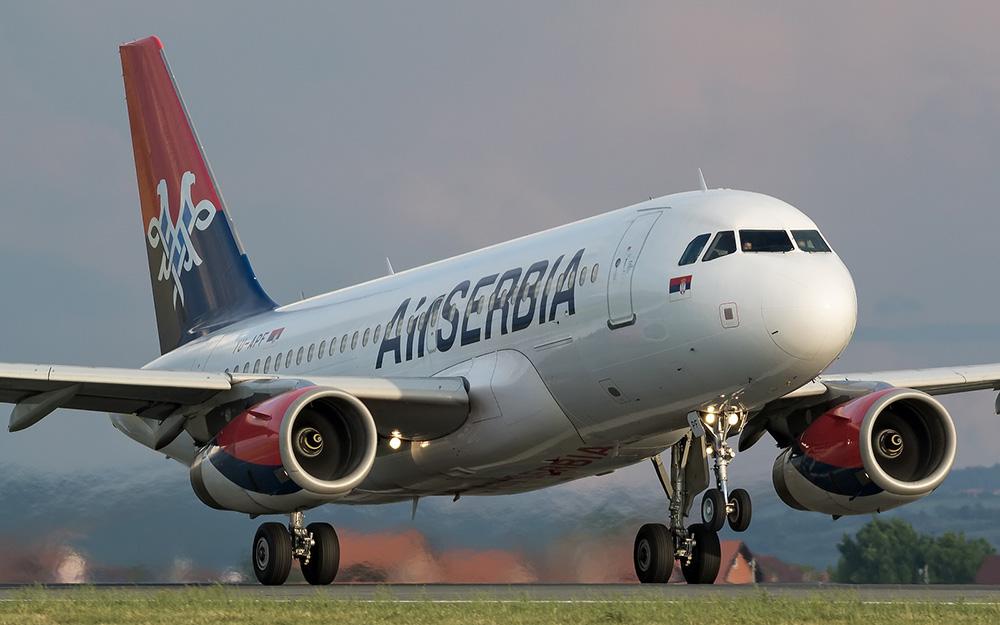 Air Serbia povećava broj letova za Španiju