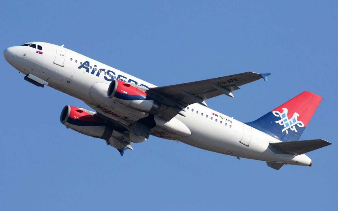 Air Serbia - produzena promotivna akcija snižene cene za 250000 avio karata