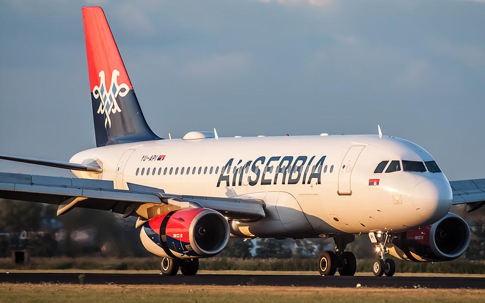 Air Serbia promenila besplatne obroke na svojim letovima