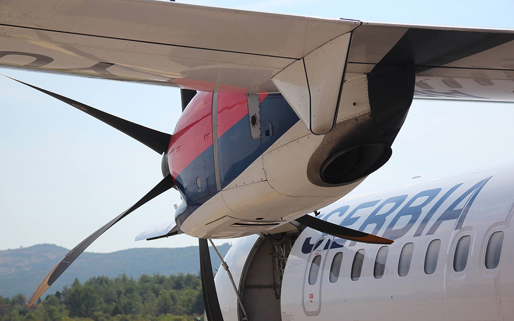 Air Serbia promotivna akcija Beograd Split Dubrovnik Ohrid Malta jun 2017