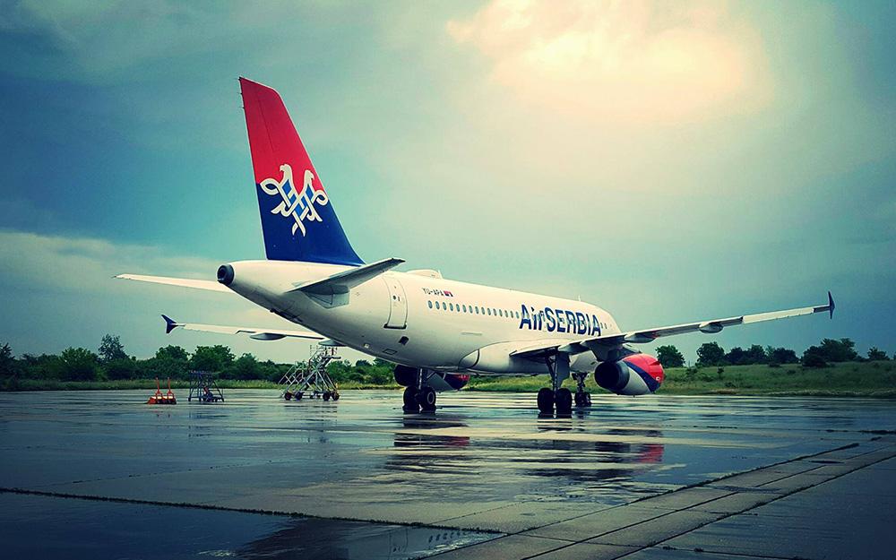 Air Serbia promotivna akcija jul 2017 Beograd