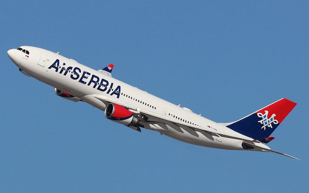 Air Serbia promotivna ponuda za putovanje bez kofera jul 2017