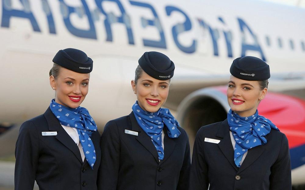 Air Serbia raspisala konkurs za Cabin Crew