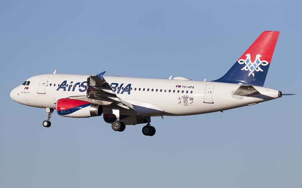 Air Serbia ukida liniju Beograd Hamburg