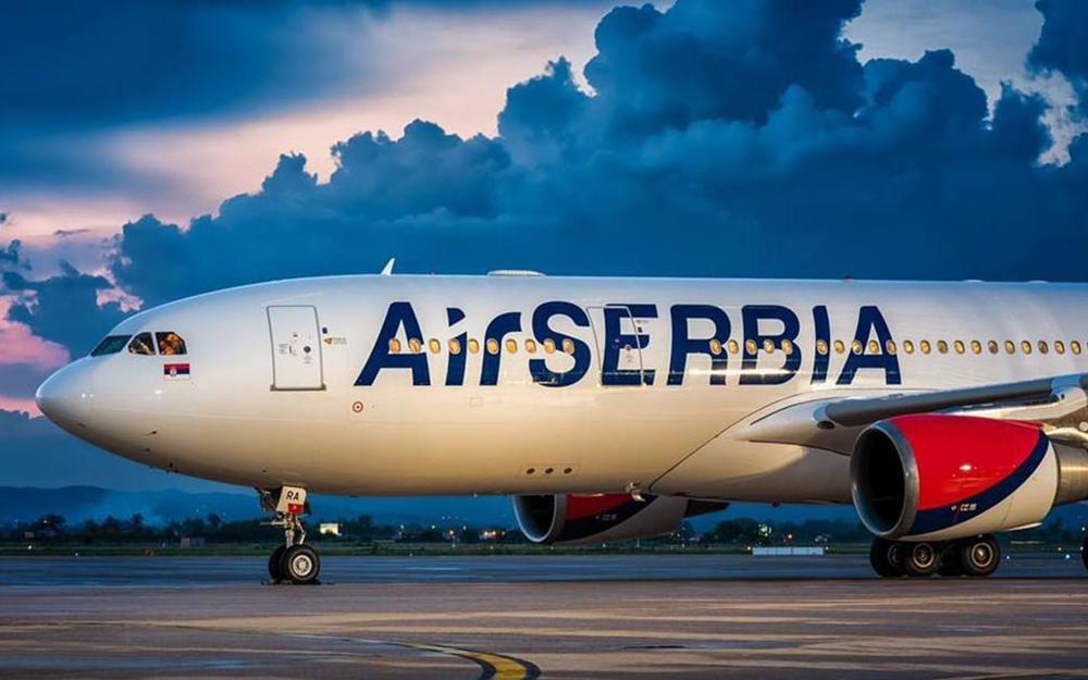 Air Serbia uspostavila nove letove na osam linija
