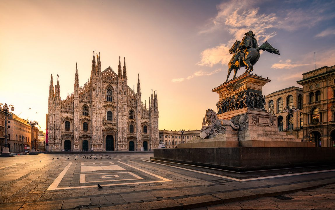 Alitalia - Povoljne avio karte za Italiju Milano Duomo