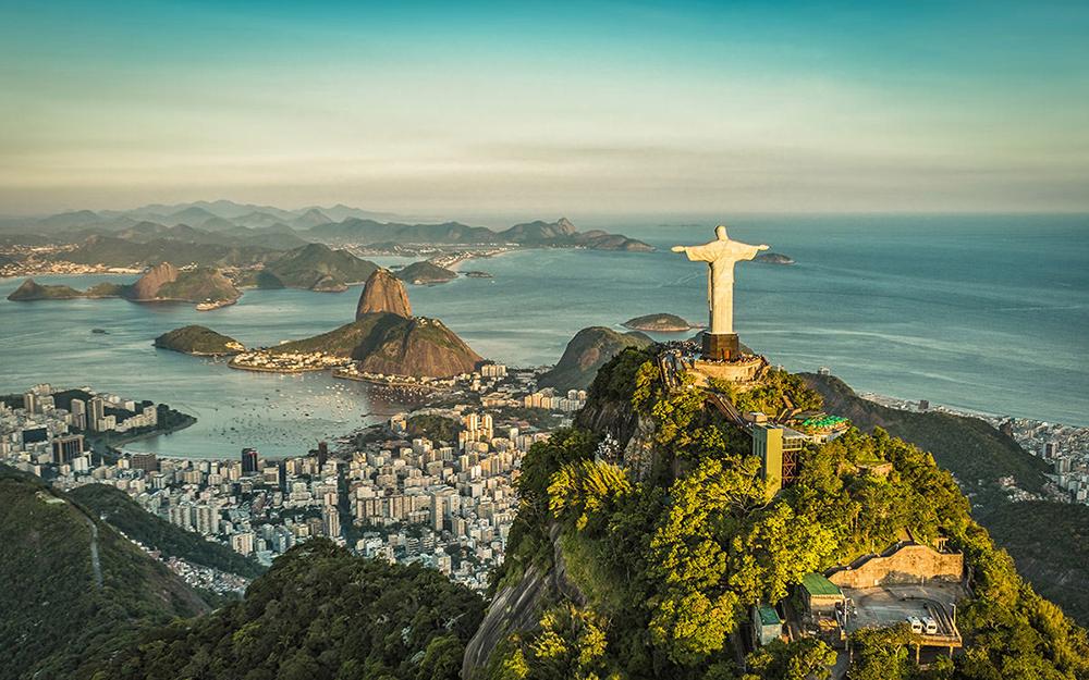 Alitalia - Povoljne avio karte za ceo svet Rio Statua Hrista Spasitelja