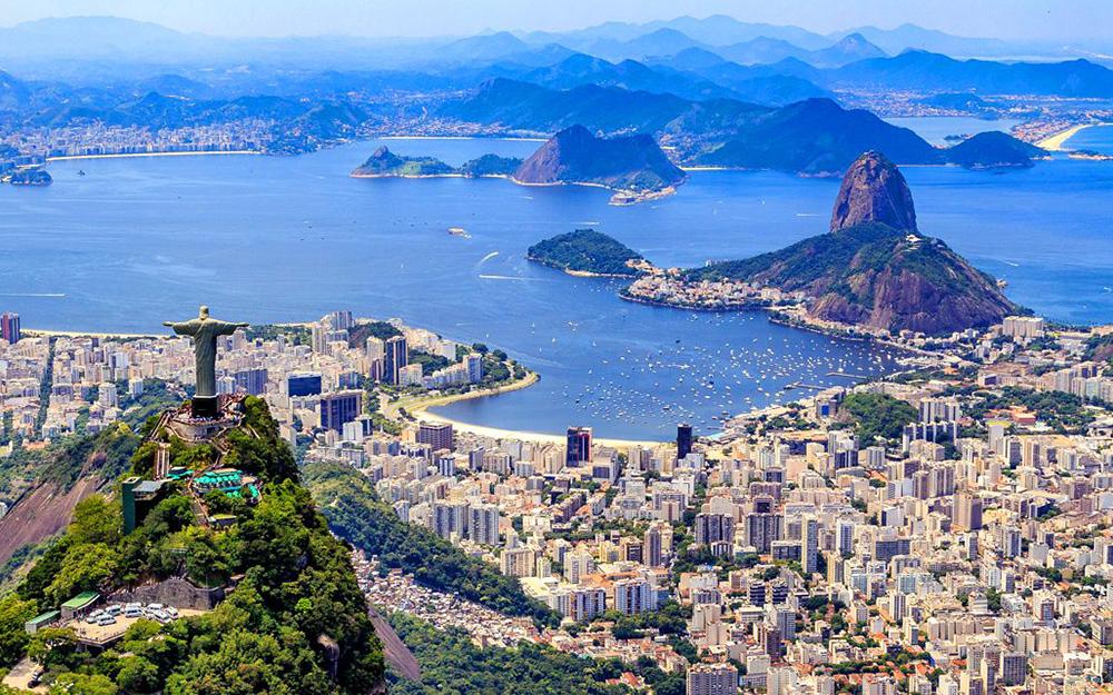 Alitalia - Promotivna akcija za Južnu Ameriku Rio de Janeiro maj 2019