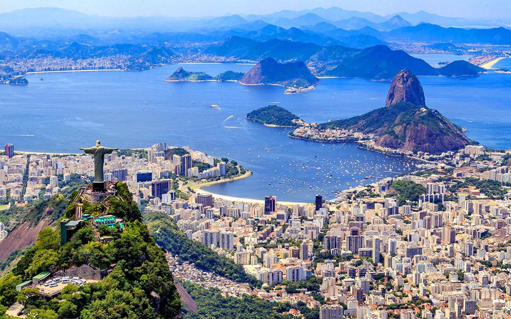 Alitalia - Promotivna akcija za Južnu Ameriku april 2019 Rio de Janeiro