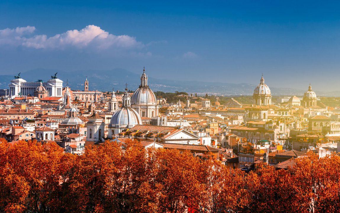 Alitalia - Promotivna akcija za Rim novembar 2019