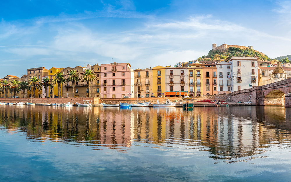 Alitalia - Promotivna akcija za Sardiniju
