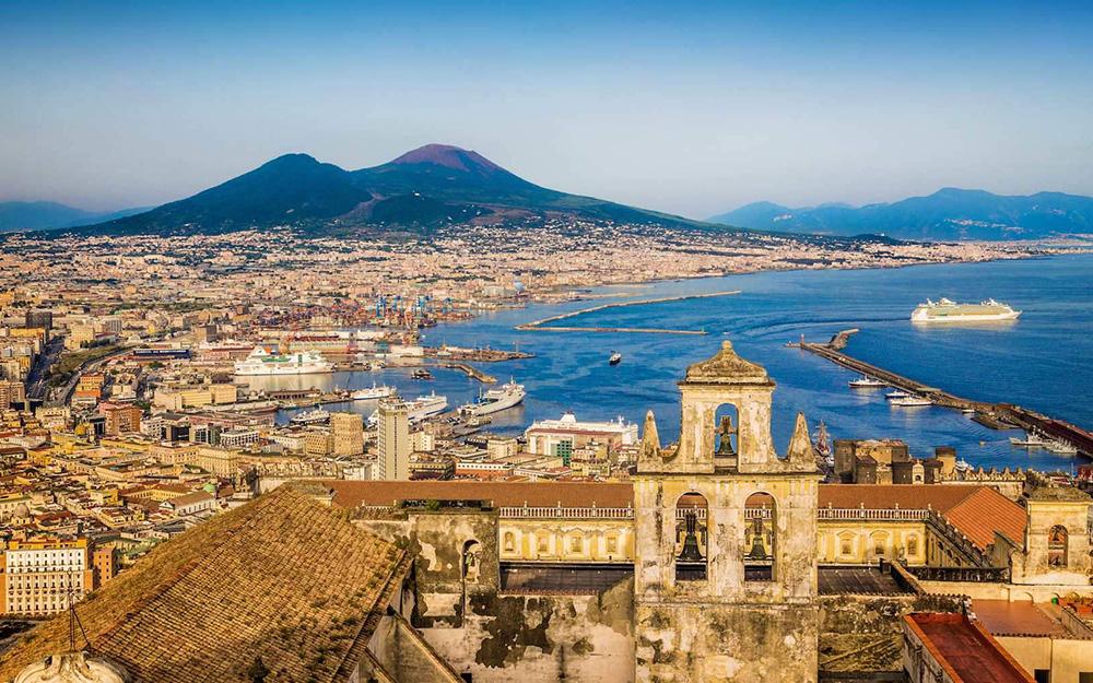 Alitalia promotivna akcija Italija septembar 2017 napulj