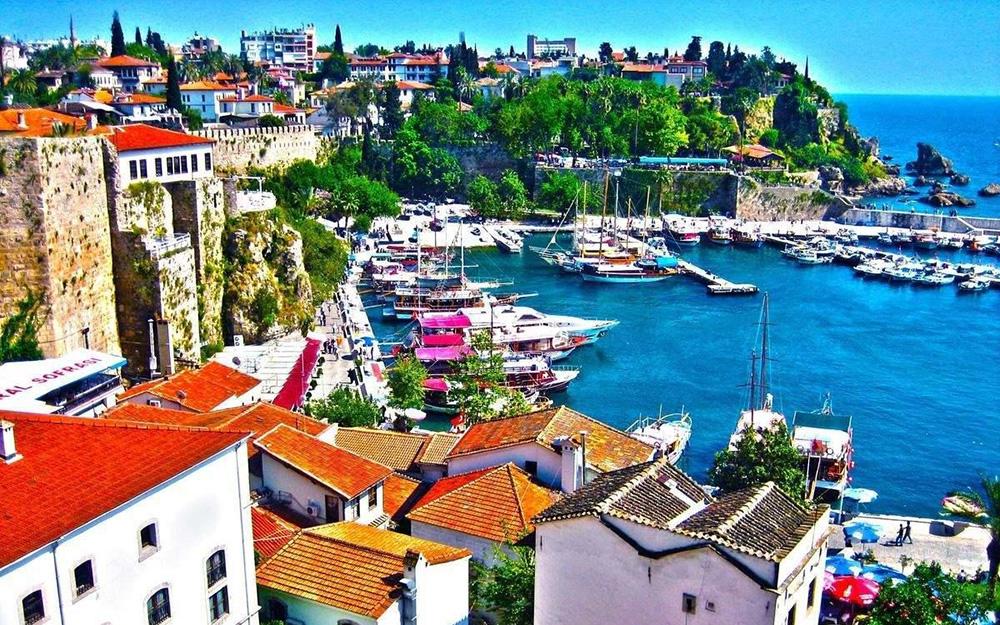 Antalija – evropska prestonica Sunca