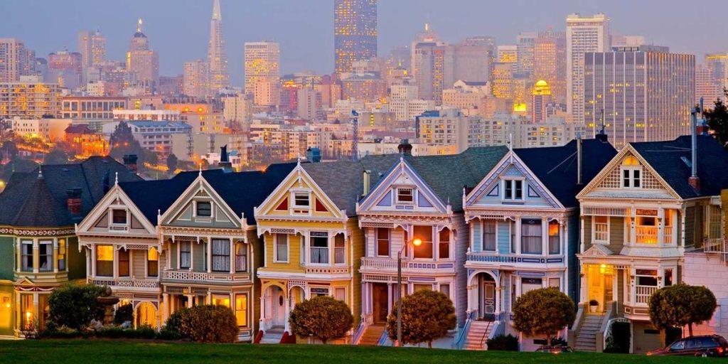Avio Karte San Francisco