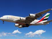 Avio Kompanija Emirates A380