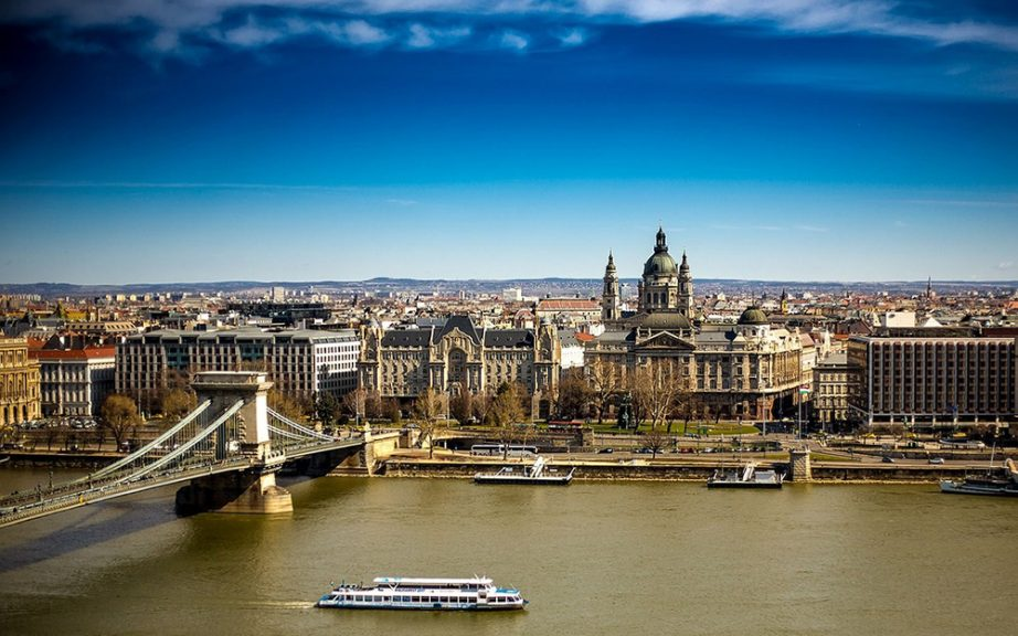 Avio karta Beograd Budimpesta