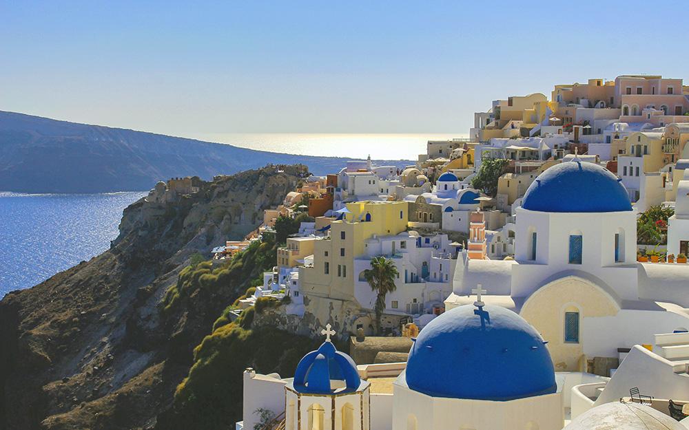 Avio karte Atina Santorini