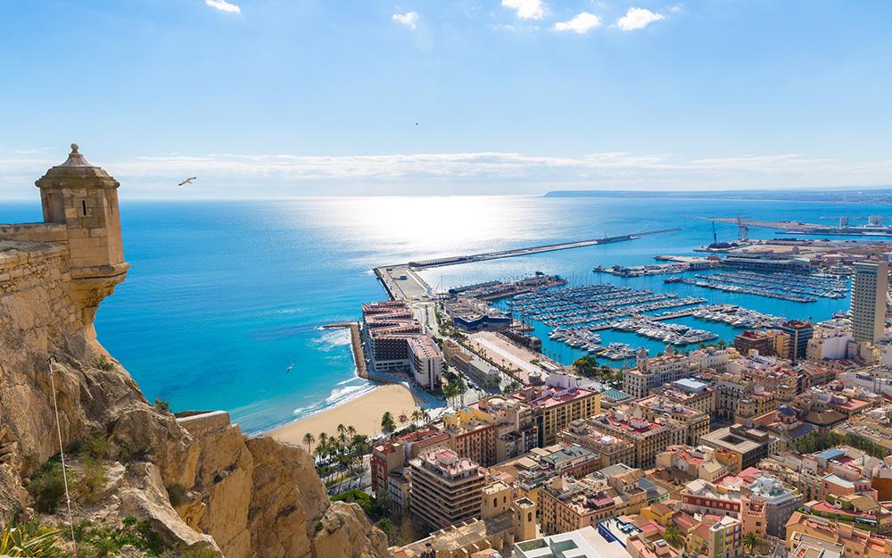 Avio karte Barselona Alicante