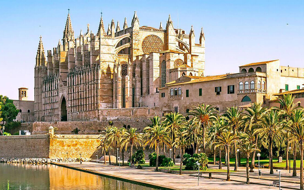 Avio karte Barselona Palma de Mallorca