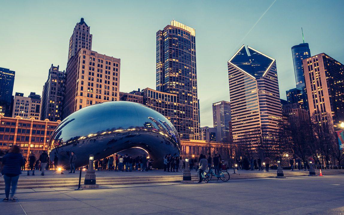 Avio karte Beč Chicago