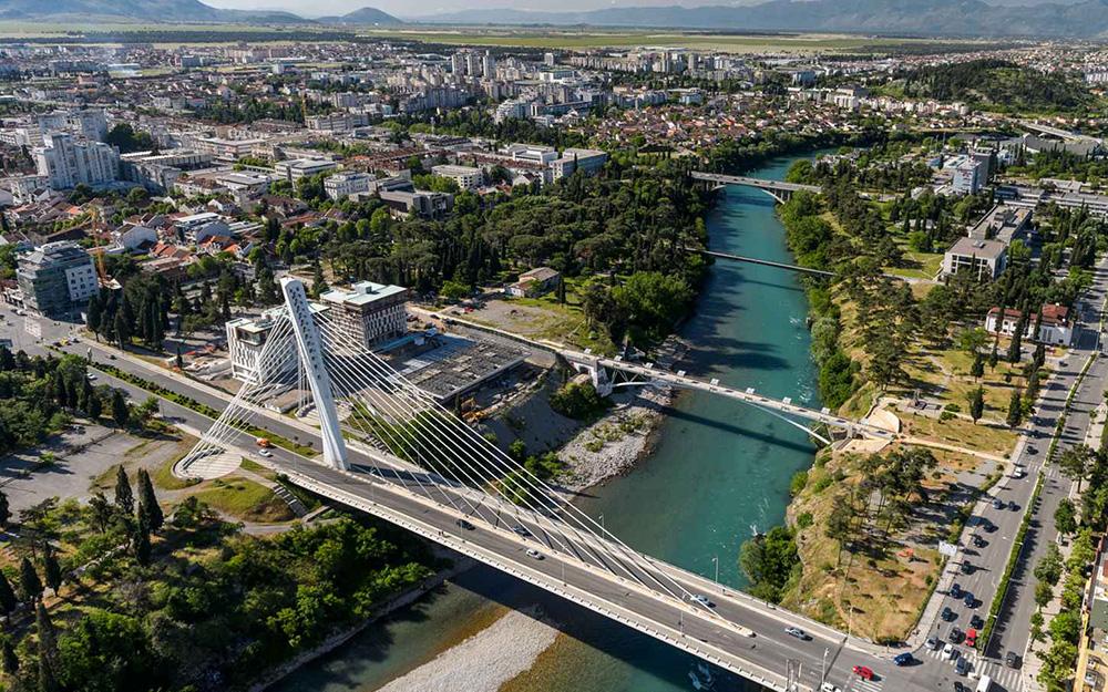 Avio karte Beč Podgorica