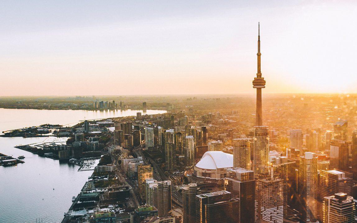 Avio karte Beč Toronto