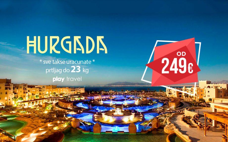 Avio karte Beograd Hurgada najniza cena