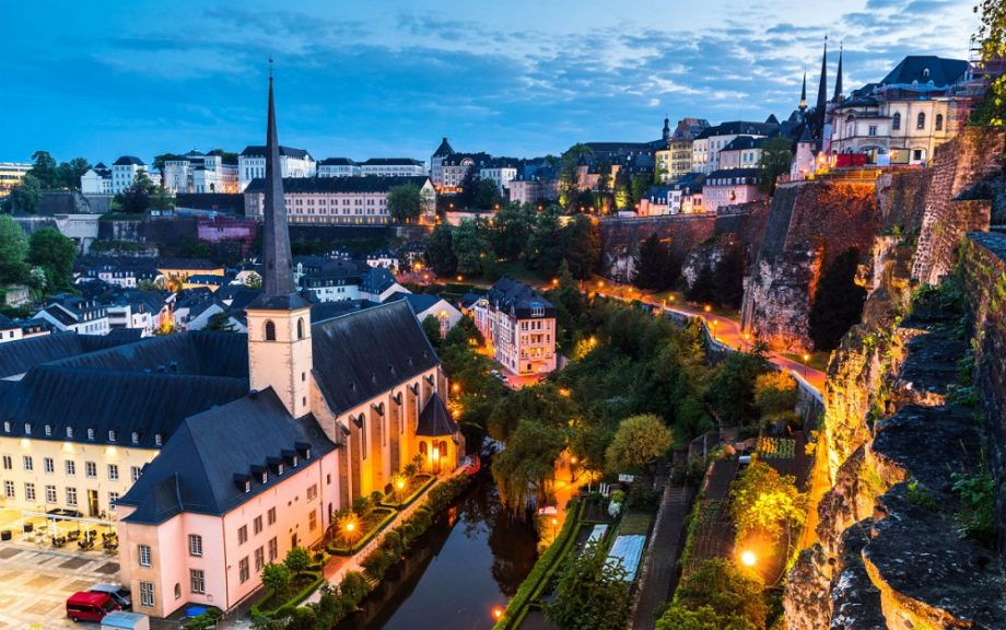Avio karte Beograd Luxembourg