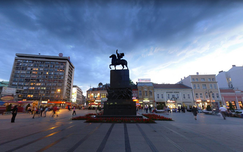 Avio karte Beograd Niš