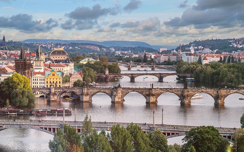 Avio karte Beograd Prag letovi