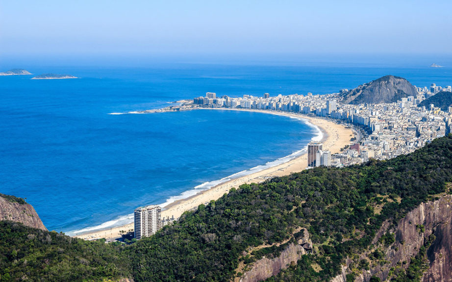 Avio karte Beograd Rio de Janeiro Zaneiro