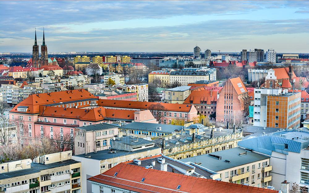 Avio karte Beograd Wroclaw