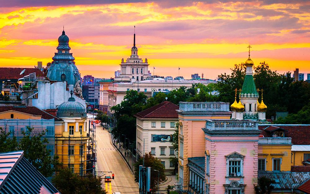 Avio karte Bratislava Sofija