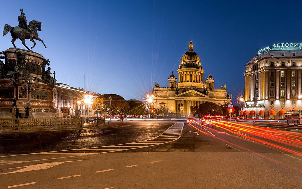 Avio karte Budimpesta Sankt Peterburg