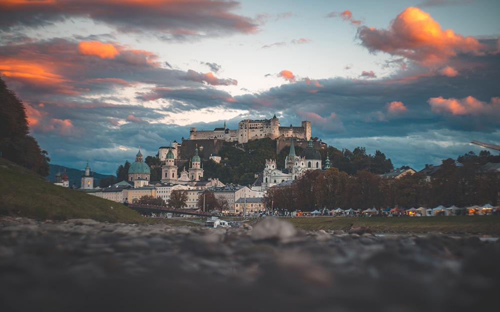 Avio karte Niš Salzburg